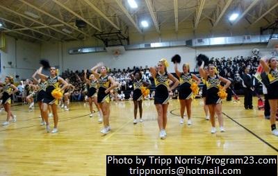 Opp High School Bobcats Program 23